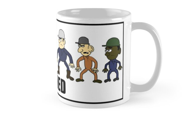 The Refined Crew Classic Mugs