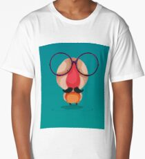 MR. CHEEZE! Long T-Shirt