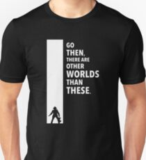 The Dark Tower - Worlds white Unisex T-Shirt