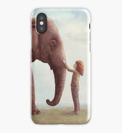 One Amazing Elephant  iPhone Case