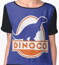 Dinoco (Cars) Chiffon Top