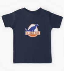 Dinoco (Cars) Kids T-Shirt