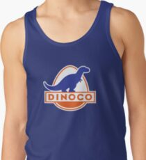 Dinoco (Cars) Tank Top