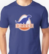 Dinoco (Autos) Slim Fit T-Shirt