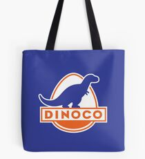 Dinoco (Cars) Tote Bag
