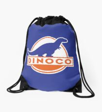 Dinoco (Cars) Drawstring Bag