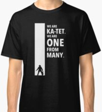 The Dark Tower - Ka white Classic T-Shirt