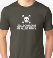 Legal downloads T-Shirt