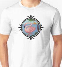 Flamingo Paradise Two Unisex T-Shirt