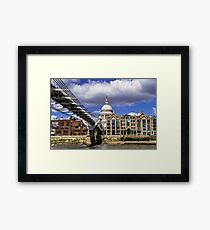 St Paul's Cathedral  Framed Print
