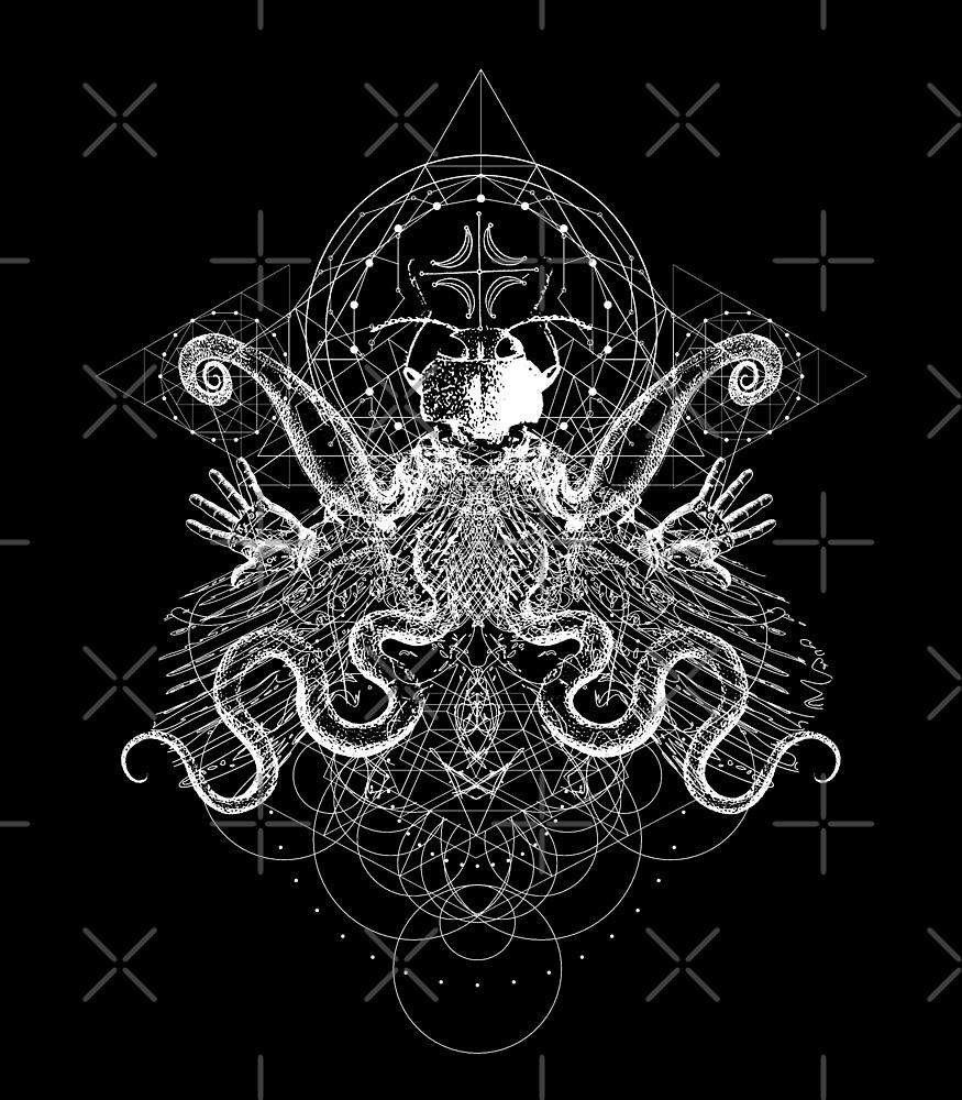 Sacred bug by 300-Rads