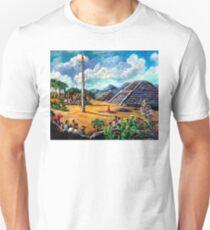 Los Voladores Unisex T-Shirt