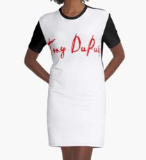 Tony DuPuis Signature #2 Graphic T-Shirt Dress
