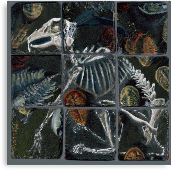 Haldane's Precambrian Puzzle (config.A):  false rabbit by Glendon Mellow