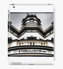 The Mayor Cave iPad Case/Skin