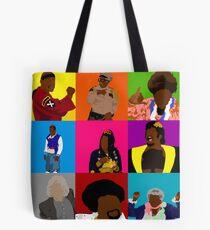 You So Crazy Tote Bag