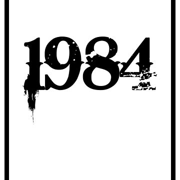 1984 by dhowton