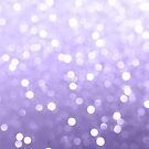 Ultra violet purple sparkly bokeh by PLdesign