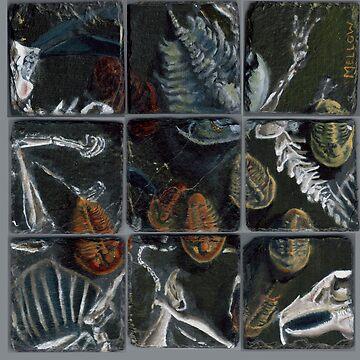Haldane's Precambrian Puzzle (config.B):  true trilobite by flyingtrilobite