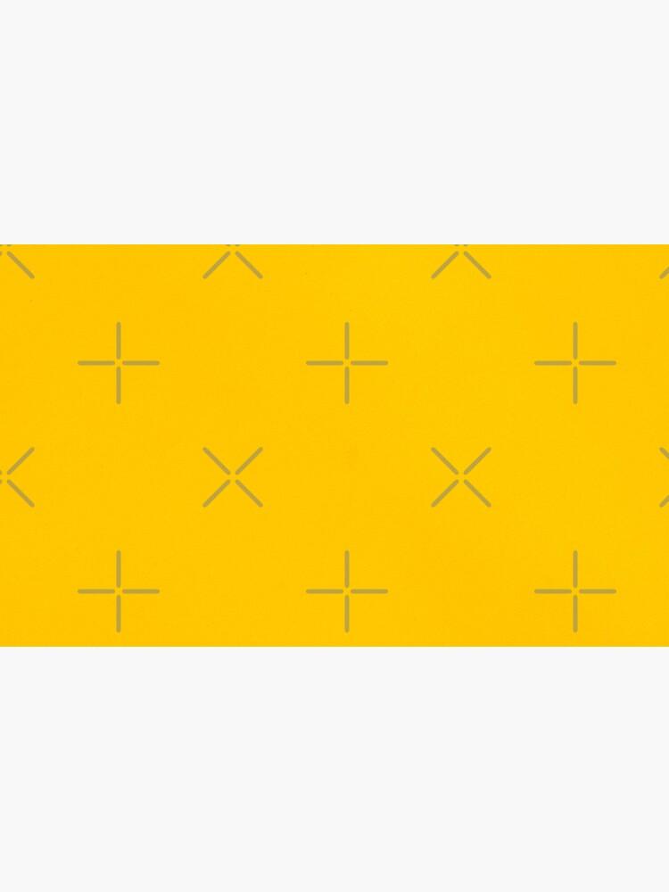 Gelbes Leder von homydesign
