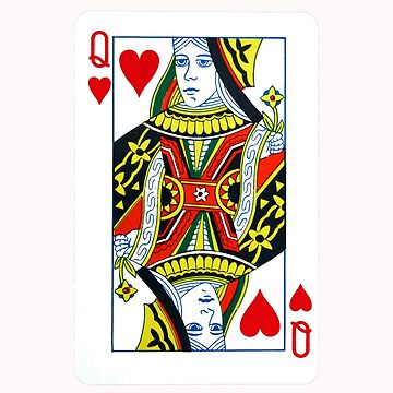 Queen of Hearts by johnny55