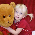 Christmas Bear 1 by Julie B