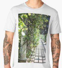 Vines and Shadows Men's Premium T-Shirt