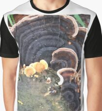 Blashford Lakes RSPB Reserve Graphic T-Shirt