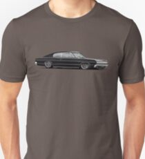 1967 Dodge Charger Computer Drawing T-Shirt