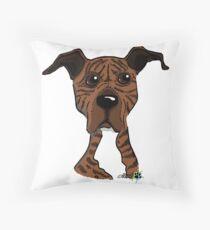 Bertie Bert Bert Throw Pillow
