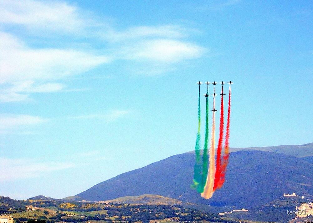 Frecce Tricolori by tati69