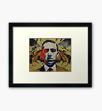 Lovecraft Framed Print