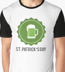 Green beer Graphic T-Shirt