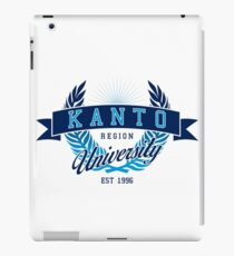 Kanto Region University iPad Case/Skin