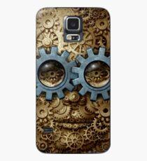 Steam Punk Old Mechanical Human Case/Skin for Samsung Galaxy