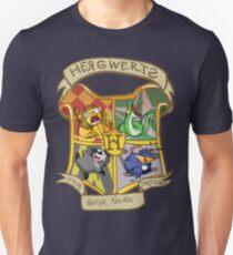 ERMAHGERD! HERGWERTS! Unisex T-Shirt