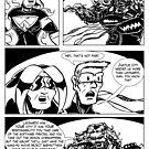 New Hawk & Croc page 22 by psychoandy