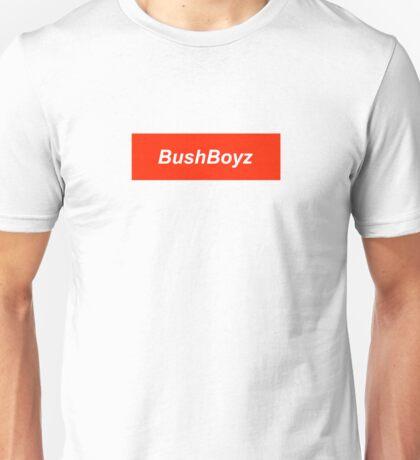 "BushBoyz ""Supreme Bush Box Logo"" BushWear Unisex T-Shirt"
