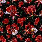 Sweet Red Garden by 300-Rads