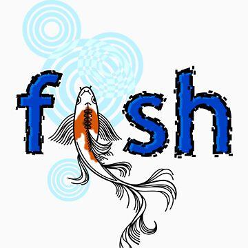 fish by AgusSetyoHadi