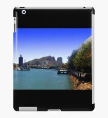 Townsville on the water iPad Case/Skin