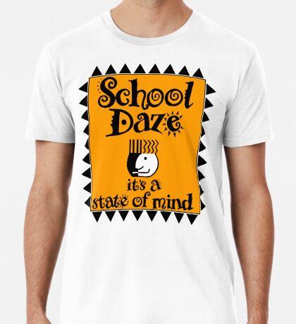 School Daze - spike lee promo replica Premium T-Shirt