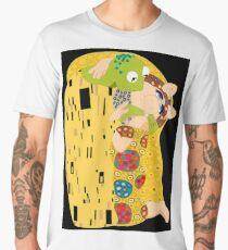 Muppets Klimt Men's Premium T-Shirt