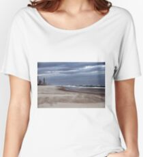 Sand Waves Women's Relaxed Fit T-Shirt