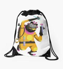 Dr. Aperaham, Mad Chemist Drawstring Bag