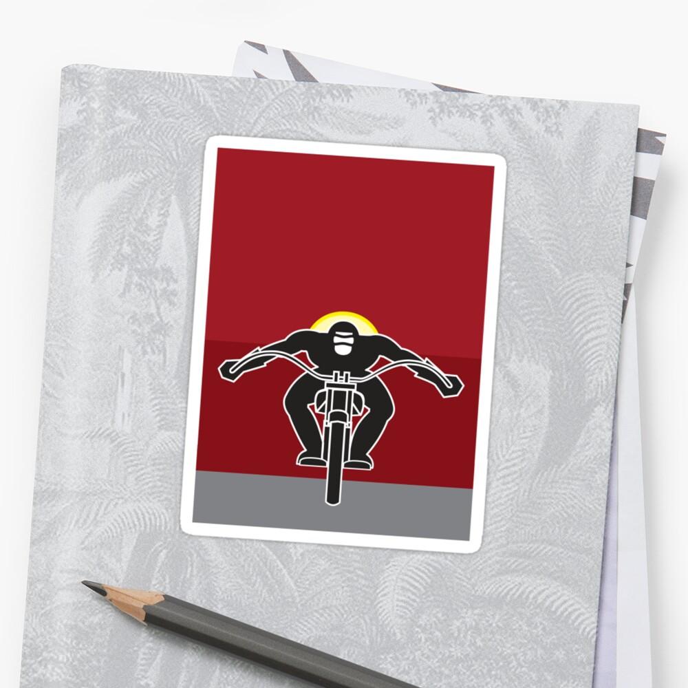 Moto cavalier by blackridinghd