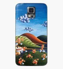 Tale of Carrots (cut) - Kids Art from Shee - Surreal Worlds Case/Skin for Samsung Galaxy