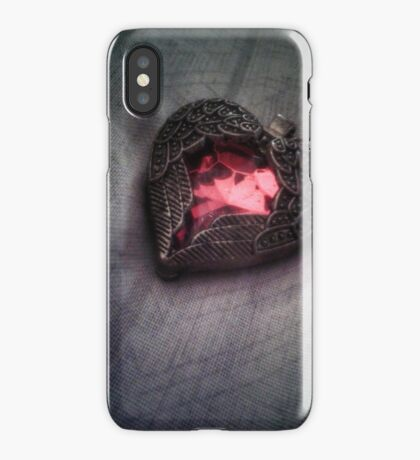 Emotional component iPhone Case