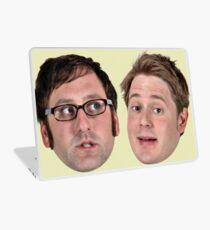 Tim and Eric Laptop Skin