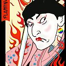 Flaming Moe. by John Gieg